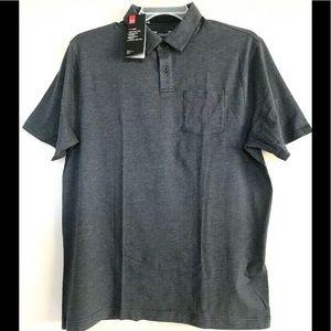 NEW Under Armour Heatgear Mens Golf Polo Shirt L